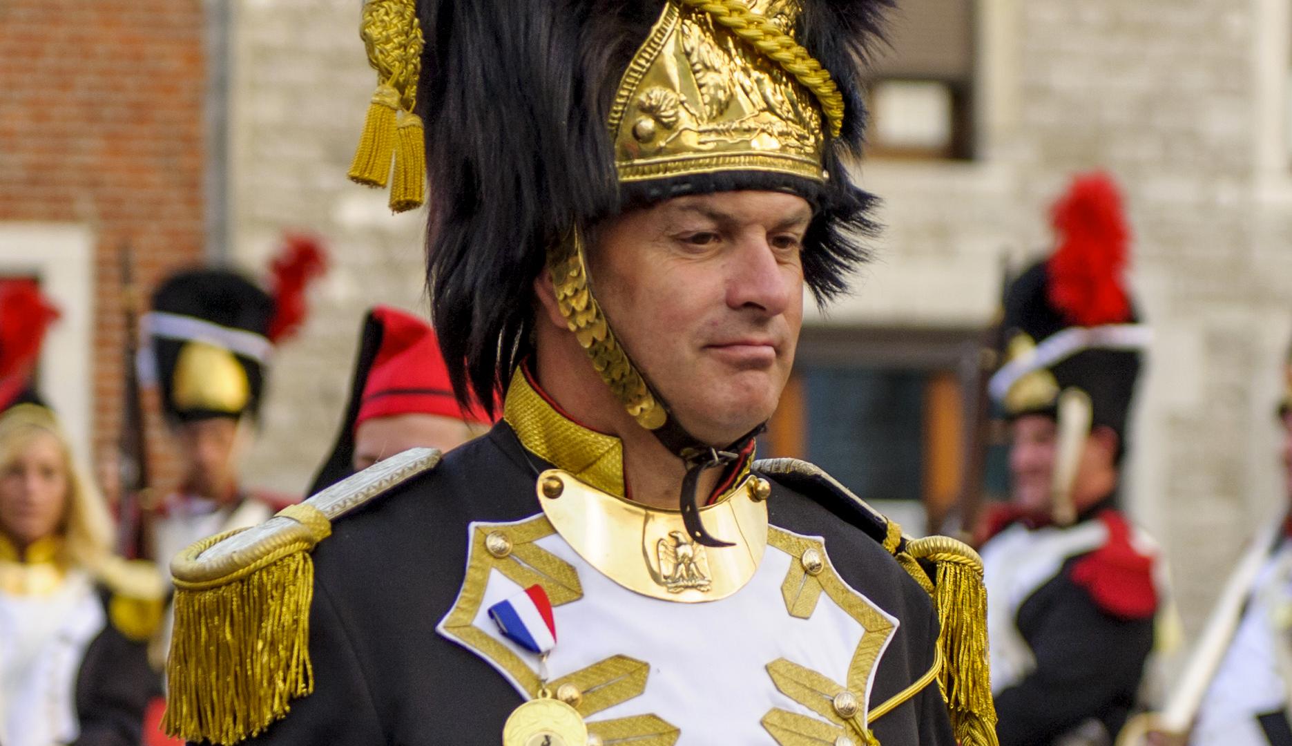 Vincent PIRET - Capitaine des grenadiers